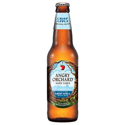 Angry Orchard Hard Cider ANGRY ORCHARD CRISP APPLE CIDER 6 PK BTL