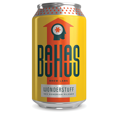 Bauhaus Brew Labs BAUHAUS WONDERSTUFF PILSNER 12 PK CAN