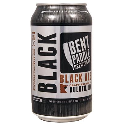 Bent Paddle BENT PADDLE BLACK ALE 6 PK CAN