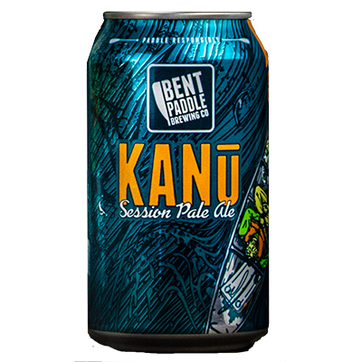 Bent Paddle Brewing Co. BENT PADDLE KANU SESSION PALE ALE 12 PK CAN