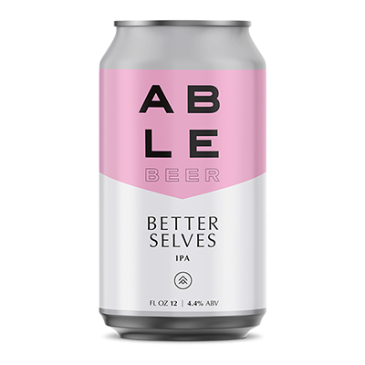 Able Seedhouse + Brewery ABLE BETTER SELVES IPA 6 PK CANS