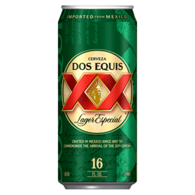DOS EQUIS SPECIAL LAGER 4 PK CAN
