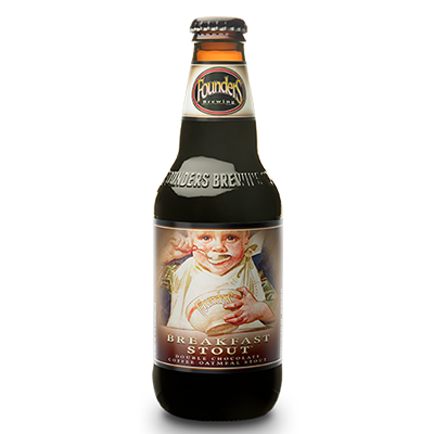 Founder's FOUNDERS BREAKFAST STOUT 4 PK BTL
