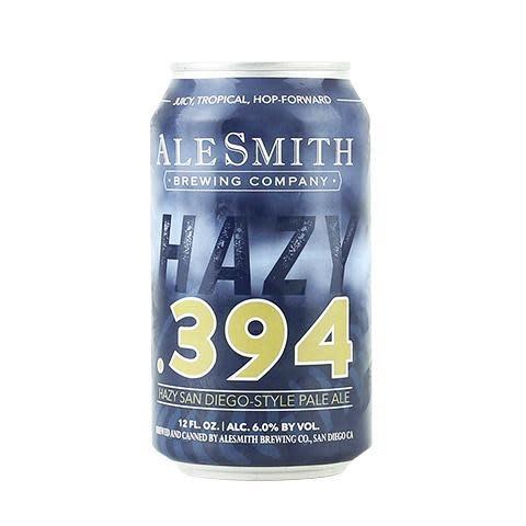 Alesmith Brewery ALESMITH BREWING HAZY .394 6 PK CANS