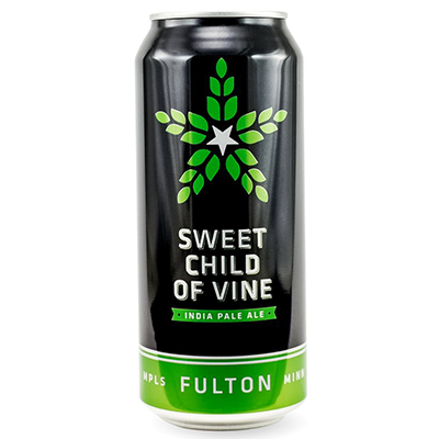 Fulton FULTON BREWING SWEET CHILD OF VINE IPA 12 PK CANS