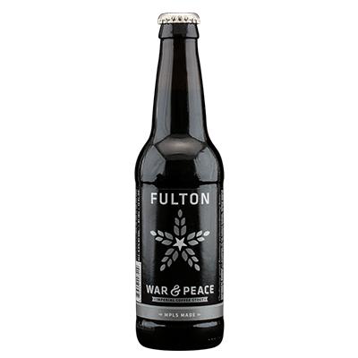 Fulton FULTON WAR & PEACE IMPERIAL COFFEE STOUT 4 PK BTL