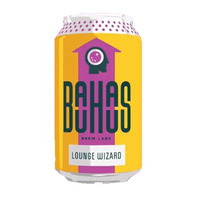 Bauhaus Brew Labs BAUHAUS LOUNGE WIZARD JUICY PALE ALE 6 PK CANS