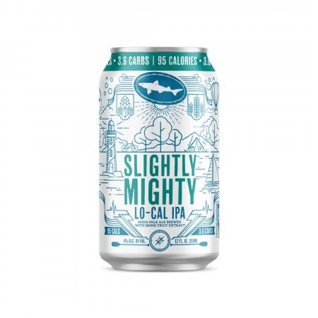 Dogfish Head Craft Brewed Ales DOGFISH HEAD SLIGHTLY MIGHTY LO-CAL IPA 12 PK CANS