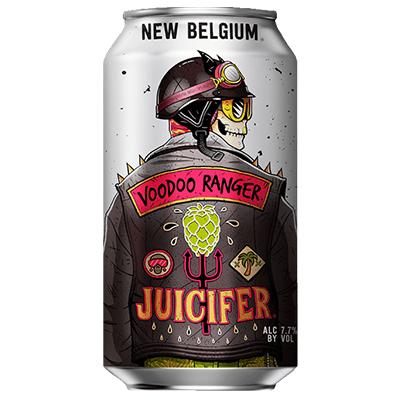New Belgium NEW BELGIUM VOODOO JUCIFER IPA 6 PK CAN
