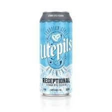 Utepils Brewing UTEPILS RECEPTIONAL FESTBIER 4 PK CANS