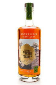 ROCKFILTER GIANTS OF THE EARTH BOURBON 750ML