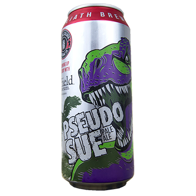 Toppling Goliath Brewing Co. TOPPLING GOLIATH BREWING PSEUDO SUE PALE ALE 4 PK CAN