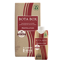 BOTA BOX REDVOLUTION 3 LITER BOX