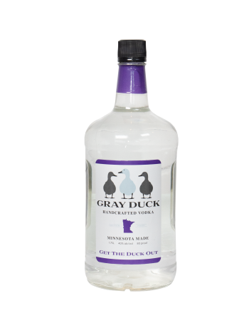 GRAY DUCK VODKA 1.75 LITER