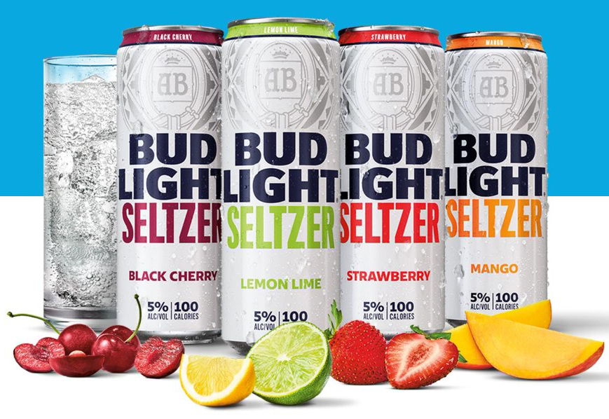 BUD LIGHT SELTZER VARIETY PACK 12 PK CANS