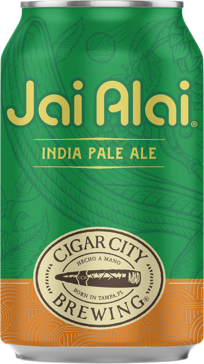 Cigar City CIGAR CITY JAI ALAI IPA 6 PK CAN