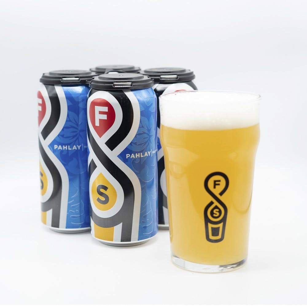 Fair State Brewing Cooperative FAIR STATE PAHLAY AHLAY PALE ALE 4 PK CAN