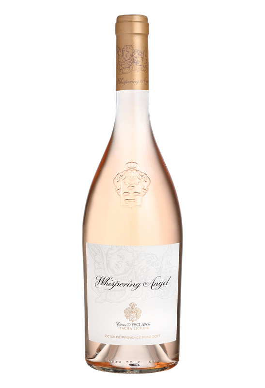 CHATEAU D ESCLANS WHISPERING ANGEL ROSE 750ML