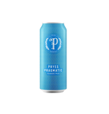 Pryes Brewing PRYES BREWING PRAGMATIC PILSNER 4 PK CANS