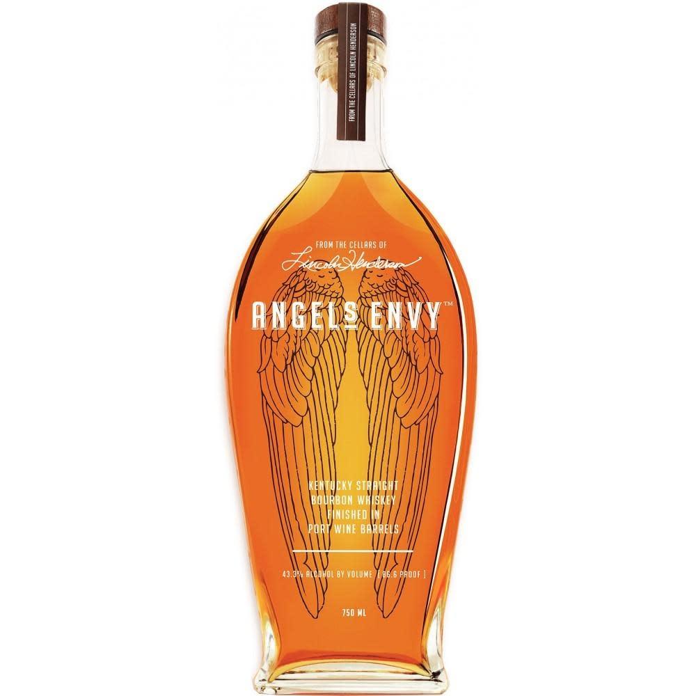 ANGELS ENVY KENTUCKY STRAIGHT BOURBON WHISKEY 750ML