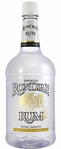RON DIAZ WHITE RUM 1.75 LITER