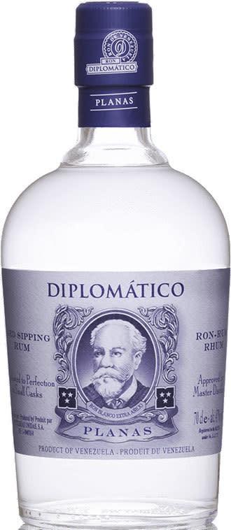 DIPLOMATICO PLANAS RUM 750ML