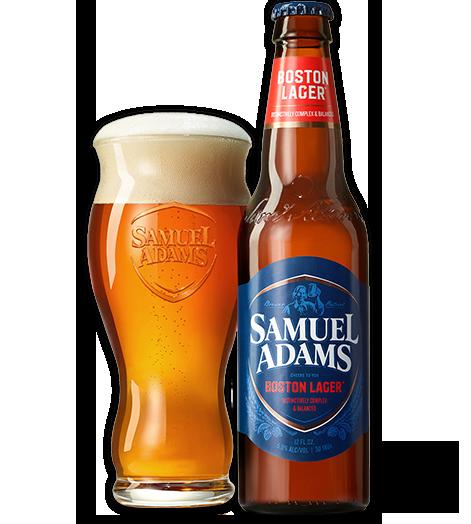 Sam Adams SAM ADAMS BOSTON LAGER 6 PK BTL