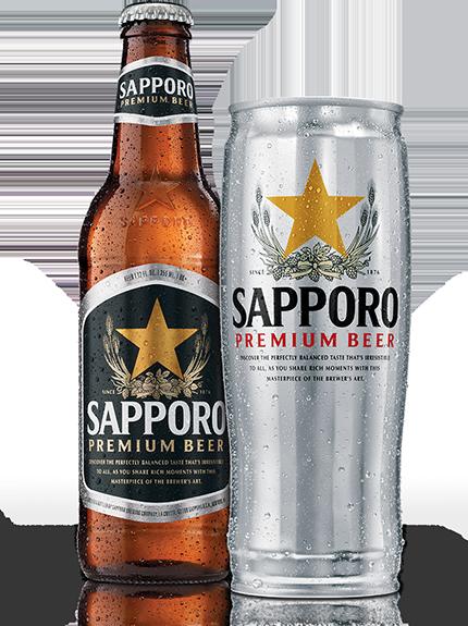 Sapporo SAPPORO 6 PK BTL