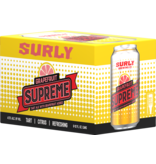 Surly Brewing Co. SURLY BREWING GRAPEFRUIT SUPREME TART ALE 6 PK CANS