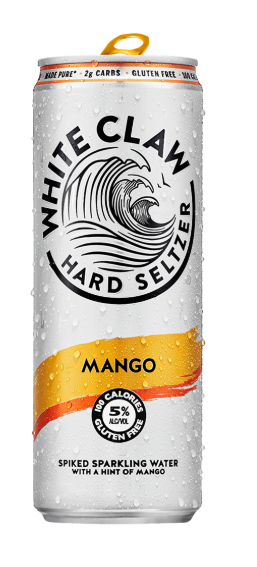 White Claw WHITE CLAW MANGO 6 PK CANS