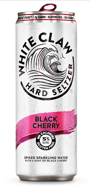 White Claw WHITE CLAW BLACK CHERRY 6 PK CANS
