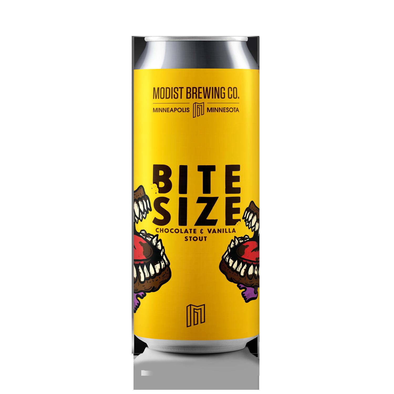 Modist Brewing Co. MODIST BREWING BITE SIZE STOUT 4 PK CANS
