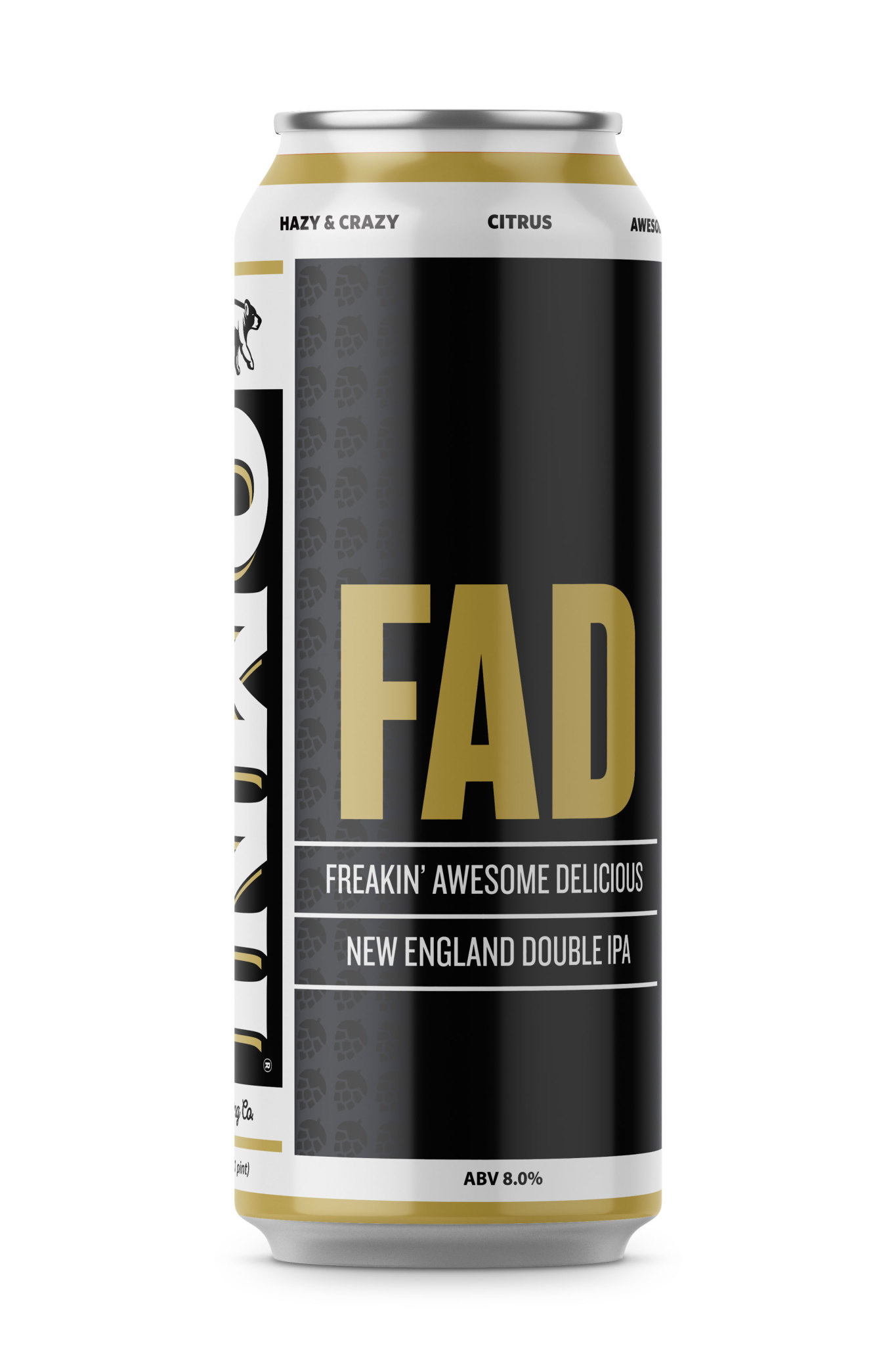 OMNI Brewing Co. OMNI BREWING FAD DOUBLE IPA 4 PK CANS