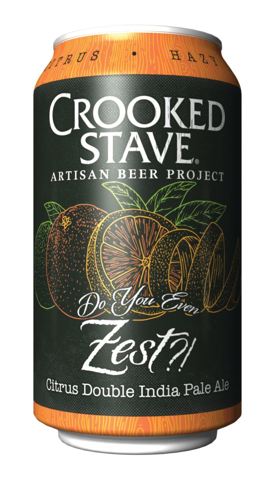 Crooked Stave CROOKED STAVE DO YOU EVEN ZEST 6 PK CAN