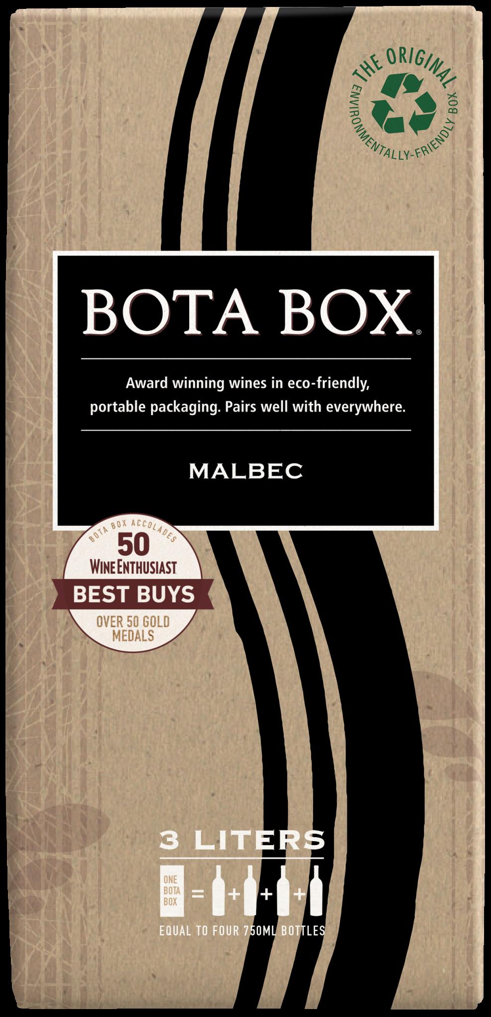 BOTA BOX MALBEC 3 LITER BOX