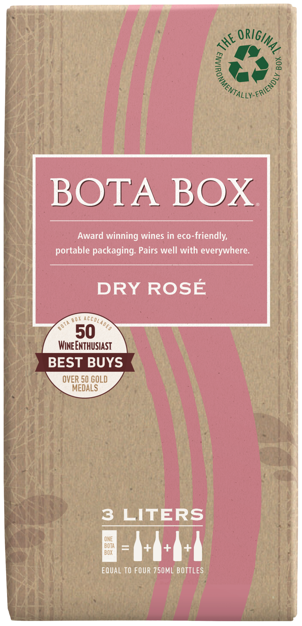 BOTA BOX ROSE 3 LITER BOX