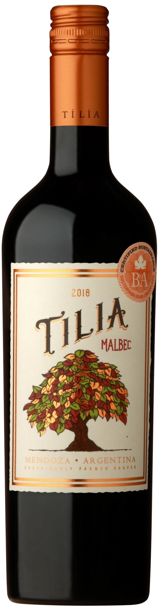 TILIA MALBEC 750ML