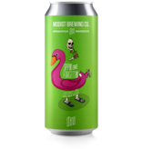 Modist Brewing Co. MODIST BREWING SIPPIN AND FORGETTIN COCONUT LIME BERLINER WEISSE 4 PK CANS
