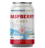 Minneapolis Cider Co. MINNEAPOLIS CIDER CO. RASPBERRY CIDER 4 PK CANS