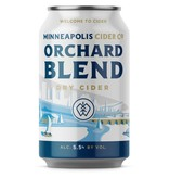 Minneapolis Cider Co. MINNEAPOLIS CIDER CO. ORCHARD BLEND DRY CIDER 4 PK CANS