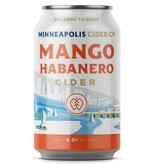 Minneapolis Cider Co. MINNEAPOLIS CIDER CO. MANGO HABANERO CIDER 4 PK CANS