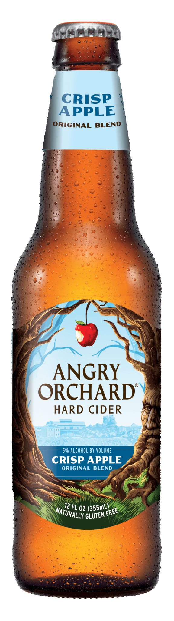 Angry Orchard Hard Cider ANGRY ORCHARD CRISP APPLE CIDER 12 PK CAN