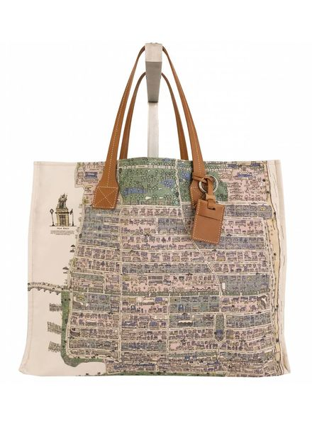 TOTE BAG: PALM BEACH