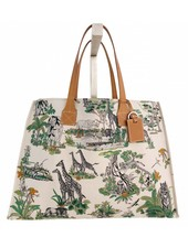 TOTE BAG: SAFARI