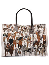 TOTE BAG: AFTER THE RACE