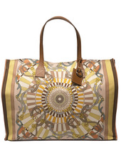 TOTE BAG: FIRENZE: MELON