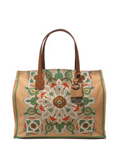 TOTE BAG SMALL: SAVOIA: MELON