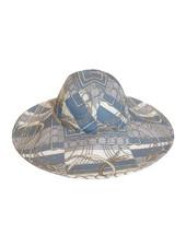 BIG HAT:  VENEZIA: BLUE