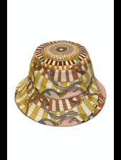 BUCKET HAT:  FIRENZE: MELON