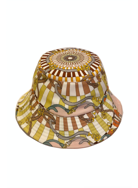 BUCKET HAT:  FIRENZE: MELON